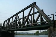 Dahlhausen Railroad Bridge, Bochum