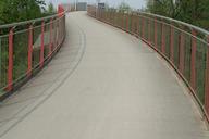 Neue Erzbahnbrücke, Bochum-Hamme