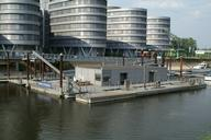 Marina Duisburg, Innenhafen, Duisburg