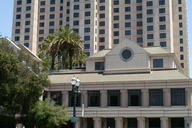 Fairmont Hotel, San Jose, California