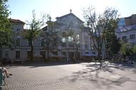 Alte Markthalle Bratislava