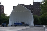 Lincoln Center for the Performing Arts – Guggenheim Band Shell