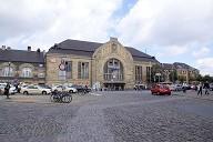 Bielefeld Central Station