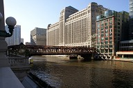 Wells Street Bridge & Merchandise Mart