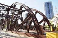 Kinzie Street Bridge
