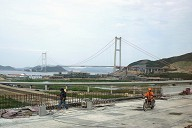 Xihoumen Bridge