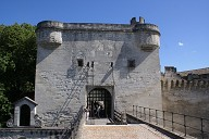Avignon City Walls – Saint-Bénezet Bridge