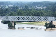 Saumur Railroad Bridge