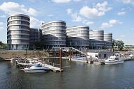Innenhafen – Five Boats – Marina Duisburg