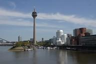 New Zollhof – Medienhafen Düsseldorf – Rhine Tower