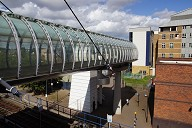 Poplar Station High-Level Walkway