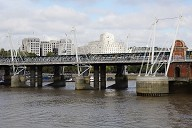 Hungerford Bridge – Golden Jubilee Bridges