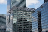 Canary Wharf – HSBC UK Headquarters – West India Quay DLR Bridge – 5 Canada Square