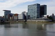 Medienhafen Düsseldorf, Hafenspitze