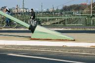Franklinbrücke, Düsseldorf.