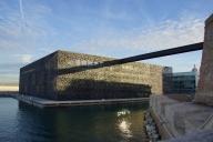 Museum der Ziviliationen Europas und des Mittelmeers, MuCEM-Steg