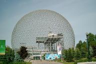 Biosphere, Montréal, Québec.