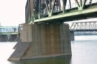 Victoria Bridge, Montréal, Québec.