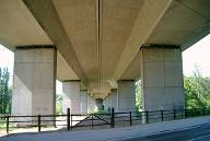 Autobahn A3Düsseltalbrücke (Neandertalbrücke)