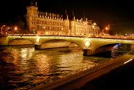 Pont au Change & Conciergerie, Paris