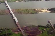Pont ferroviaire Komsomolsk