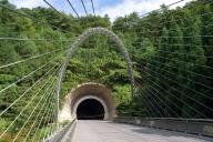 Miho-Museum-Fußgängerbrücke