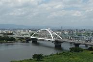 Nagara-Brücke