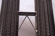 Brücke zwischen den Petronas Towers.