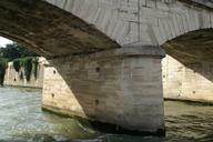 Pont de l'Archevêché, Paris.