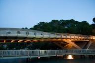 Cala Galdana Bridge