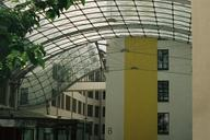 Roof over a Courtyard (Stuttgart)