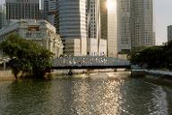 Anderson Bridge, Singapore.