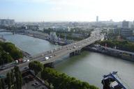 Pont Aval - Pont du Point du Jour- Paris, Ile de France, France