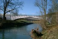 Tübingen Railroad Bridge.