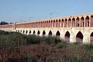 Allahverdi Khan Bridge, Isfahan.
