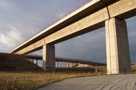 Geratalbrücke, Ichtershausen.