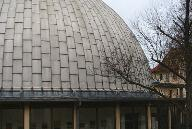 Planetarium, Planetariumsstrasse, Jena.