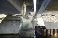 Ponts autoroutiers de Corbeil-Essonnes.
