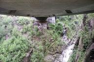 Rohrbachbrücke bei Wassen, Schweiz