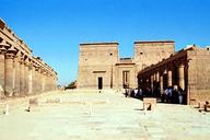 Tempel der Isis in Philae.