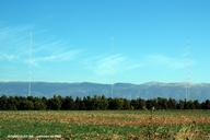 ROUMOULES (04500, Alpes-de-Haute-Provence) – Antennes de Radio-Monte-Carlo.
