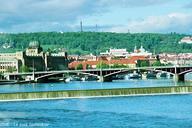 Stefánikùv most, Prague.
