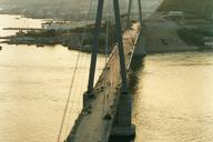 Dolsan Bridge prior to installation of wearing surface.