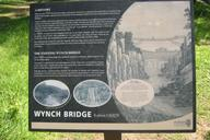 Wynch bridge (Winch Bridge)