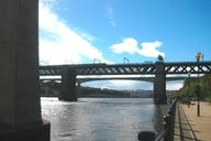 King Edward Bridge, Newcastle.