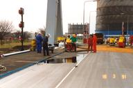 Stoneferry BridgeCoating deck with CICOL