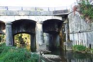Rhone-Rhine Canal - Wolfersdorf Canal Bridge