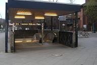 Friedrich-Wilhelm-Platz Metro Station
