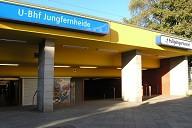 Jungfernheide Metro Station