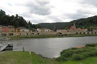 Am Elbufer Railroad Bridges